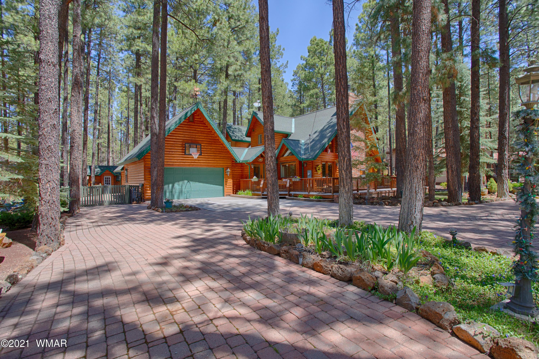 Photo of 8508 Wild Horse Road, Pinetop, AZ 85935