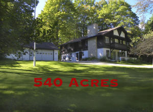 2110  Sawyer Road Gaylord  Main Photo
