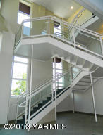 Stairwell - common area