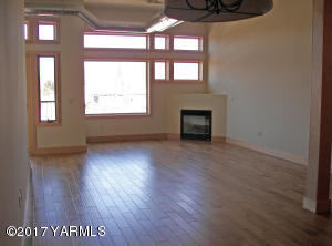 2a Living Room Area with Corner Fireplac