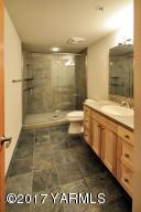 6 Guest Three Quarter Bath with Slate Ti