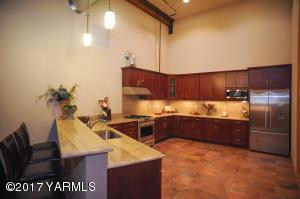 12 Club House Kitchen