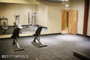13 Lofts Gym Facility