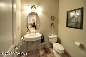 12 Main Floor Half Bath