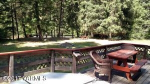 Yakima Cottage Deck/Hot tub
