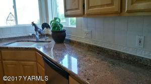 granite/tile finishes