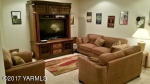 lower family/media room