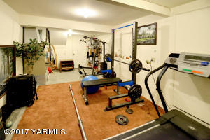 Workout Room or Storage