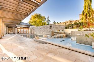 Pool Deck & Cabana