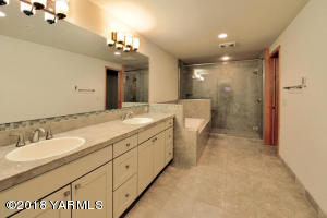 6-Master Bath with Heated Floors