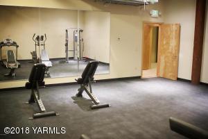 13-Lofts Gym Facility