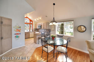 3 Open Concept Kitchen and Dining