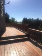 amazing Views from the deck