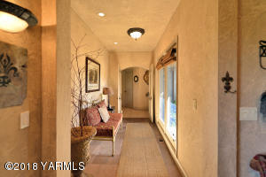 4 Charming Hall to Main Living & Kitchen