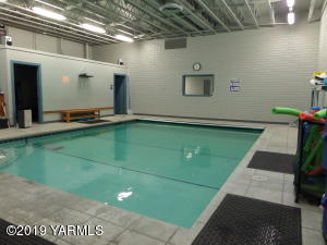 Indoor Therapy Pool with changing Room