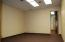 Lower level office 1 with 2 rooms and private entrance