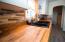 Custom built hard wood veneered counter tops :-)