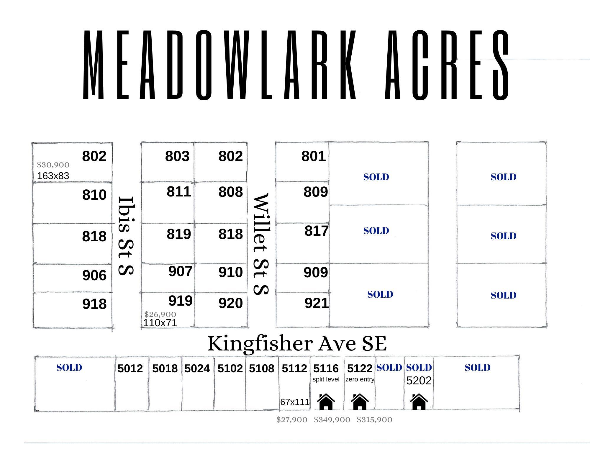 5116 S Kingfisher Avenue