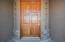 Solid wood doors throughout
