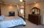 Oversized master bedroom