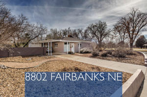 8802 Fairbanks Road NE