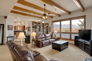46 Placitas Trails Family Room 1