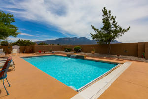 46 Placitas Trails Pool 3