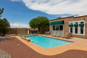46 Placitas Trails Pool 2