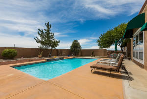46 Placitas Trails Pool 1