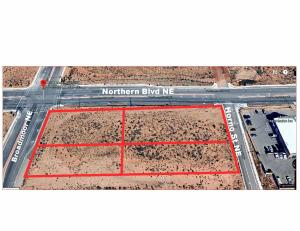 Property for sale at Broadmoor And Northern Blvd Ne NE, Rio Rancho,  NM 87124