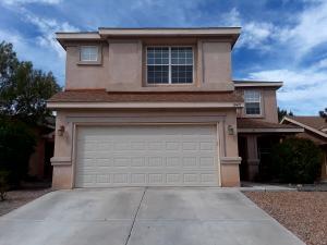 10411 Griffon Drive NW, Albuquerque, NM 87114