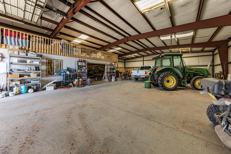 R3 Inside Barn