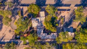 Drone 11 Overhead of House