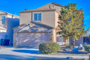 8348 Bluffs Edge Place NW, Albuquerque, NM 87120
