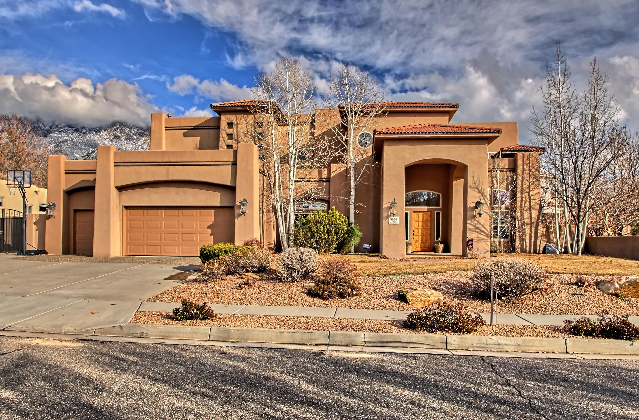 Albuquerque  built 2000