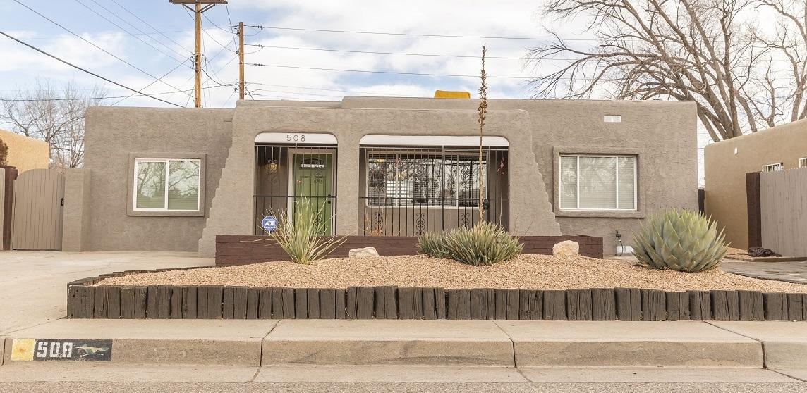 508 Jefferson Street, Albuquerque NM 87108
