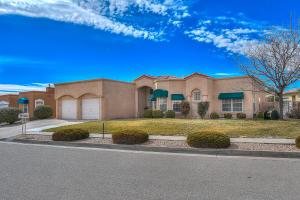 8423 Petaluma Drive, Albuquerque, NM 87122