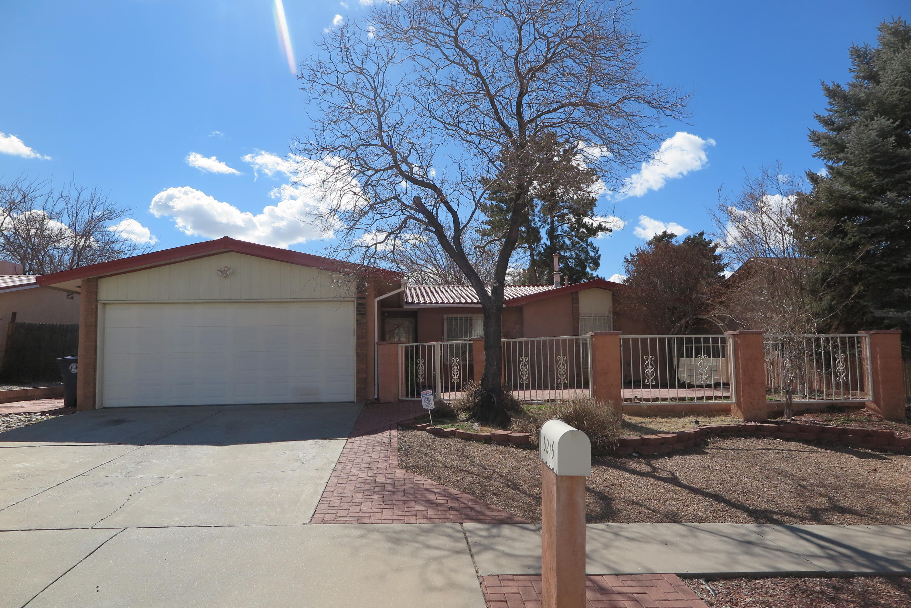 6216 Belcher Avenue, Albuquerque NM 87109