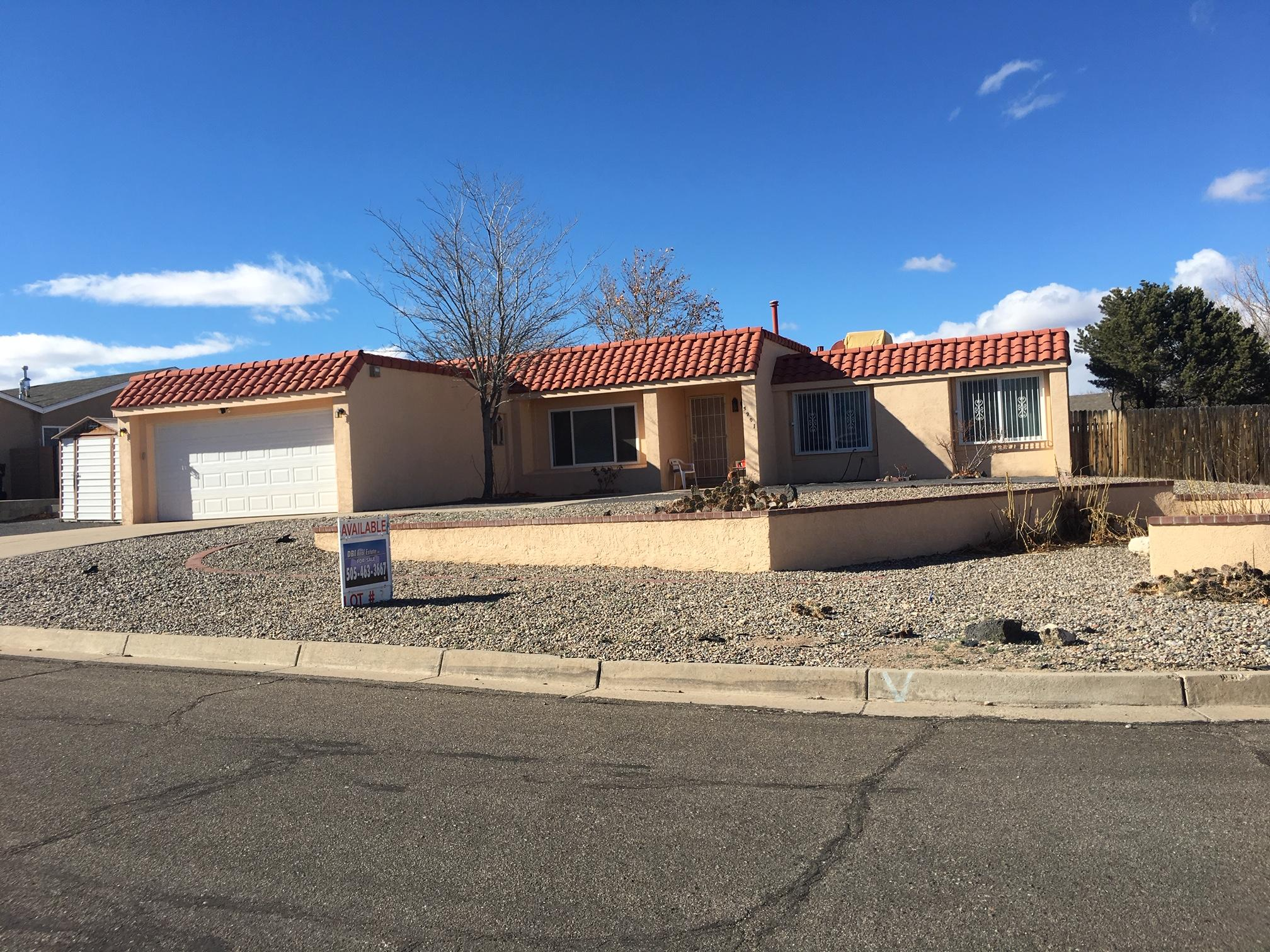 5901 Unitas Lane, Albuquerque NM 87114