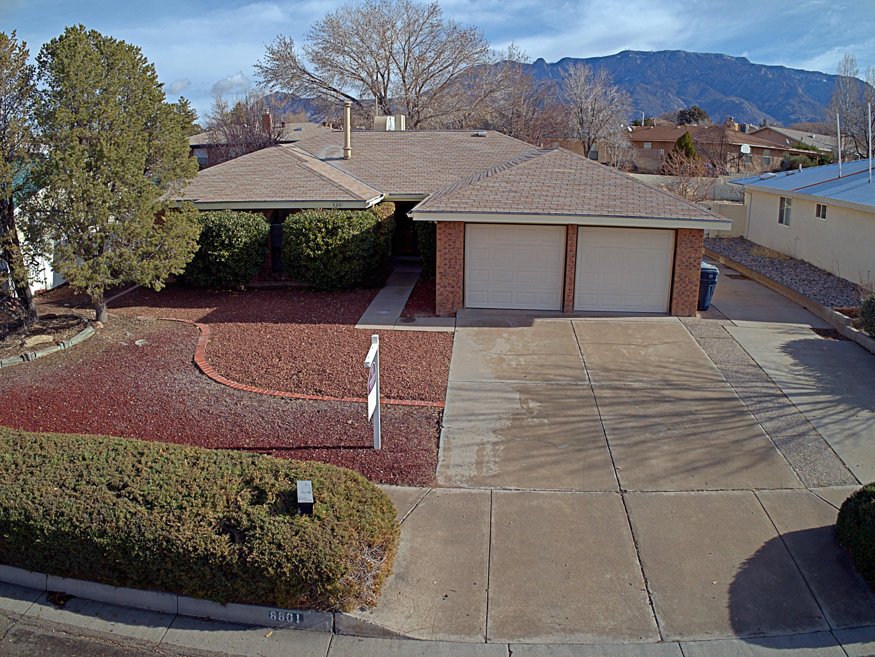 8801 Rough Rider Road, Albuquerque NM 87109