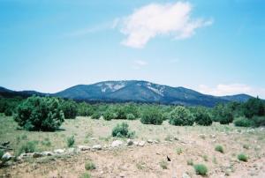 Gallinas Peak