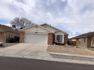 3605 Santa Teresa Street NW, Albuquerque, NM 87120