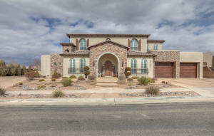Property for sale at 8101 Via Encantada NE, Albuquerque,  NM 87122