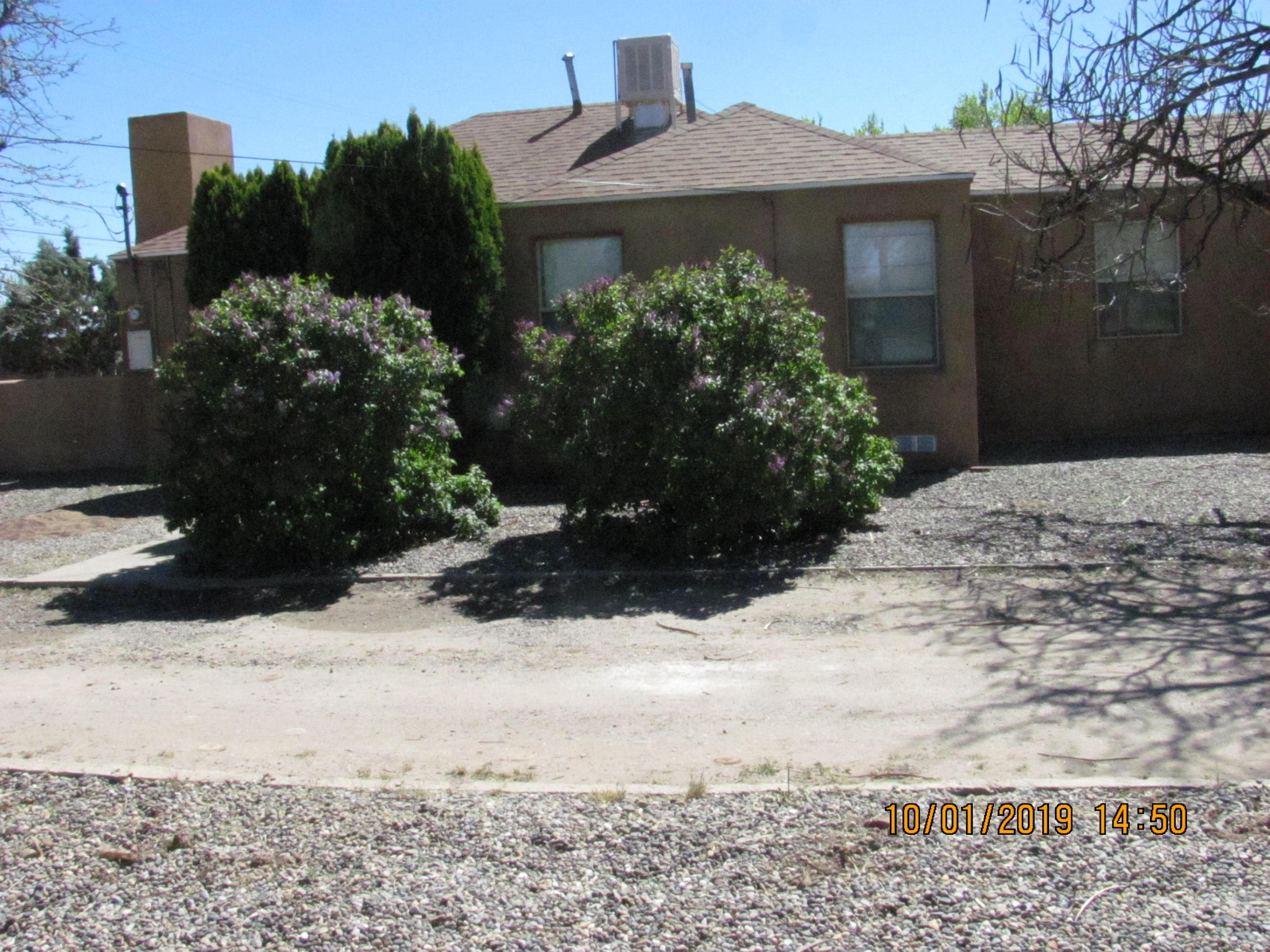 2800 Candelaria Road, Albuquerque NM 87107