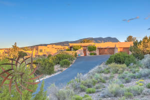 Property for sale at 166 Camino Barranca, Placitas,  New Mexico 87043