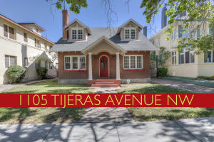 Property for sale at 1105 Tijeras Avenue NW, Albuquerque,  NM 87102