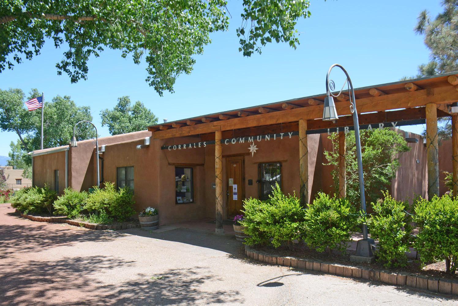 Corrales Community Library