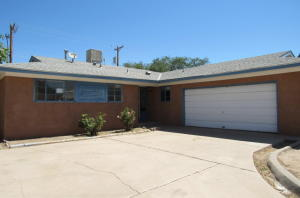 4105 Hendrix Avenue NE, Albuquerque, NM 87110