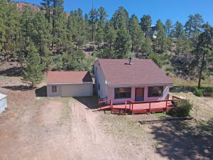 1707 Ponderosa Drive, Jemez Springs, NM 87025