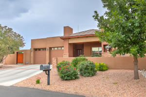 Property for sale at 335 Nuevo Hacienda Lane NW, Los Ranchos,  NM 87107